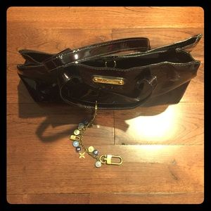 Louis Vuitton Authentic Black Handbag